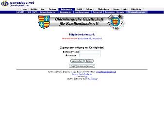 Mitgliederdatenbank